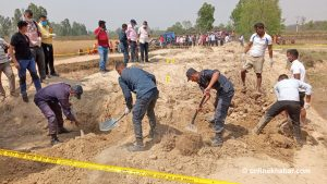 Ageing Mahottari couple, missing for one month, found dead