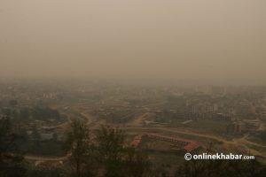 Kathmandu smog to stay for some more days
