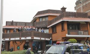 UML shifting its central office on April 14
