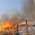 Over 150 houses reduced to ashes in Banke, Jumla fire incidents