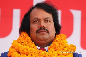 CK Raut's party elects him chairman unopposed