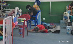 This Nepalgunj hospital exposes Nepal's unpreparedness in Covid-19 response