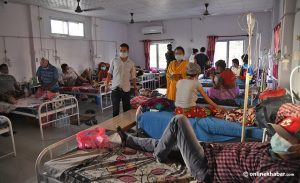 Nepal Covid-19 tally: 5,657 PCR and 70 antigen new cases in 24 hours