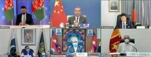 China proposes joint mechanism to supply medical equipment in South Asia