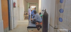 Nepal Covid-19 tally: 8,407 PCR and 200 antigen cases in 24 hours; death toll up by 177