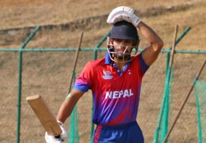 Nepal cricket: Kushal Bhurtel creates history as he scores 50+ in 3 consecutive games