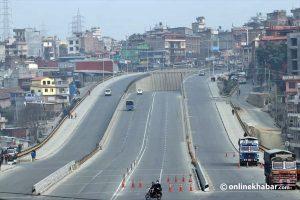Kathmandu reenters 'lockdown' today