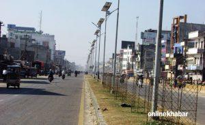 Lockdown in Nepalgunj expands throughout Banke district