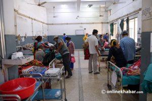 Covid-19 response in Nepalgunj, Nepal's biggest hotspot: Too many patients, too few resources
