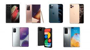 Price list: 7 best camera phones in Nepal in 2021