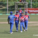 Tri-nation Series: Nepal defeat Malaysia to top the table