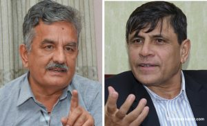 UML feud: Oli suspends Bhusal, Pandey after Nepal, Rawal
