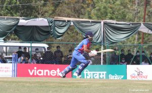 Tri-nation Series: Nepal lift title with the biggest win over the Netherlands