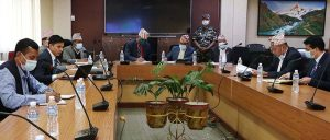 Finance minister tells provincial, local govts to prioritise development projects