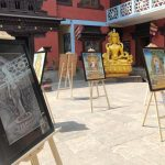 An art exhibition in Kathmandu takes artists to new space of consciousness