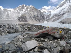 Nepal says Covid-19 at Everest Base Camp 'not confirmed'