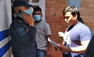 Defying court order, Kathmandu police arrest 2 journalists for publishing fake news