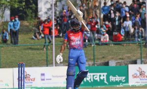 Tri-nation T20 series: Nepal record 2 consecutive wins