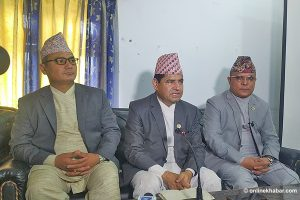 UML leaves Karnali govt