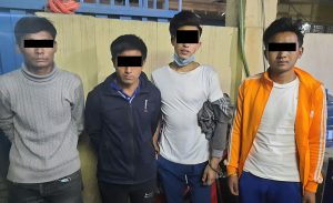 Kathmandu police arrest 4 for robbing Chinese national