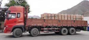 Nepal receiving 30,000-litre liquid oxygen from Tibet of China