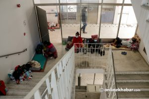 Nepal govt deceives people every day about Covid-19 treatment facilities