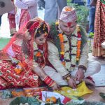 Nepali grooms are giving up Dhaka daura-suruwals. What's the new fabric they are wearing?