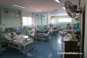 Nepal Covid-19 tally: 2,049 PCR and 869 antigen cases in 24 hours, death tally up by 53