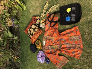 HattiHatti: Upcycling old, unused saris to produce new clothes and accessories