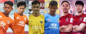 Know 6 new members of Nepal's national football team