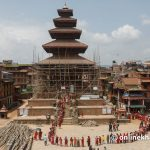 Kathmandu heritage reconstruction: Local people outscore commercial contractors