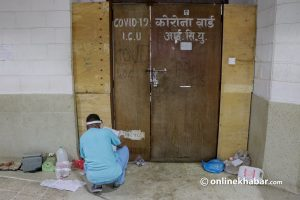 Not only districts and provinces, but Kathmandu hospitals are also unprepared for Nepal Covid-19 surge