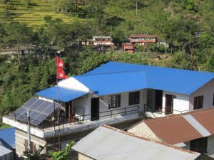 3 earthquakes hit Lamjung, injure a few and destroy some houses