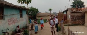 Covid-19 Nepal: This Parsa village has several cases, but no one is isolated