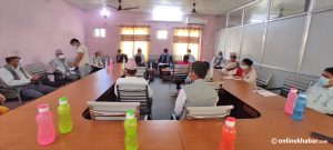 UML Sudurpaschim committee defies Oli's decision, continues supporting Maoist govt