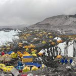 Traveller's tale: Trek to Everest base camp right before Covid-19 went there
