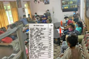 Covid-19 Nepal: Local leaders misuse senior citizens' share of vaccines in different districts