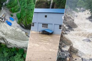 The Melamchi flood is a lesson for riverside development projects in Nepal