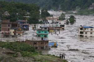 Monsoon disasters kill 39 in 20 days