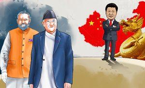 Is China unhappy with Nepal's Oli leadership?