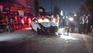 Biratnagar: Lawmaker's car hits pedestrian to death