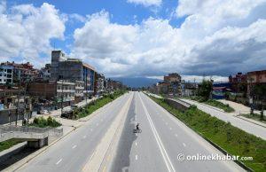 Kathmandu lockdown extended until June 14; groceries to reopen