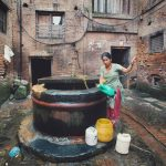 Sithi Nakha is a reminder for Kathmandu locals to keep water sources at home clean