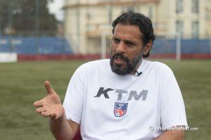 Nepal football coach Abdullah Al Mutairi resigns