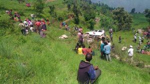 Update: Baitadi accident death toll hits 3