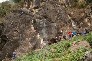 Nepal's prime rock climbing attraction is at stake. But, stakeholders vow to save it