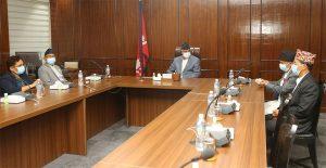 Gurung and Sherchan new governors in Gandaki and Lumbini; Biswo Poudel to lead NPC