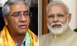 Modi-Deuba talk: India 'assures' Nepal of early supply of Covid-19 vaccines