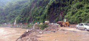 2 killed, 6 injured in Dhading landslide