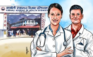 Karnali, once synonymous with poverty, hopes to become a centre of Nepal's medical education